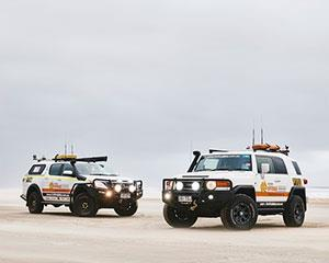 Enjoy an action packed day of four-wheel driving on world heritage Fraser Island and learn to...