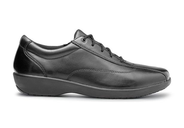 The Ascent Womens Contour (wide) is the best shoe for those looking for a wide work shoe that supports...