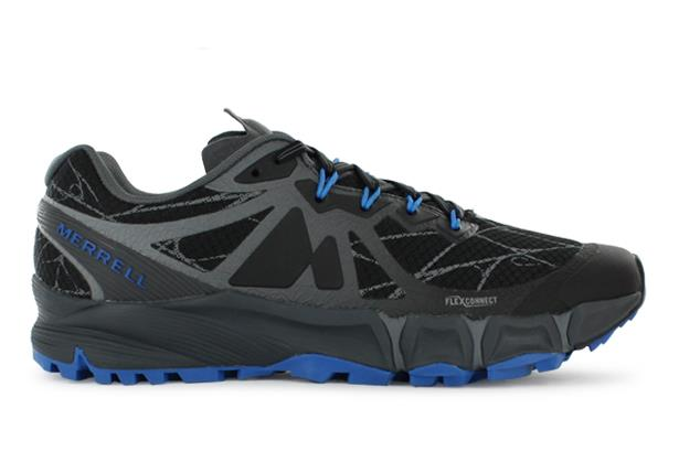 The Merrell Mens Agility Peak Flex is suitable for those looking for a durable trail running shoe with...
