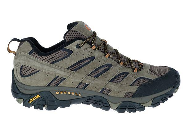 The Merrell Moab 2 Vent is a lightweight outdoors shoe and is excellent for hiking, trail walking, bush...
