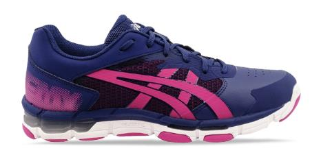 The Asics Womens Gel-Netburner Academy 8 netball shoes are fit for those who require a shoe...