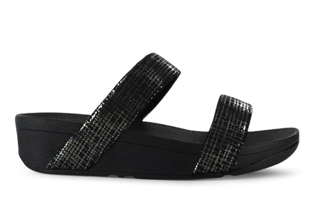 The Fitlop Lottie Chain Print slide is a biomechanically eningeered supercushioned slide that showcases...
