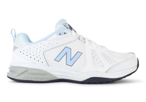 """The New Balance Women's 624 version 5 cross-trainers are an """"""""All Purpose"""""""" shoe that continues to..."""