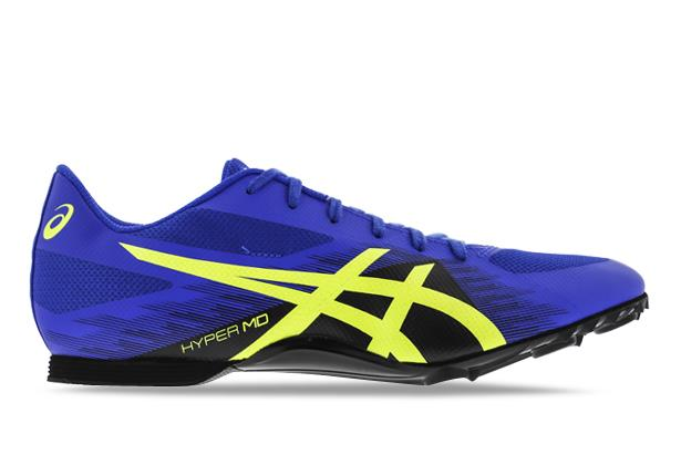 The Asics Hyper MD 7 is designed to run middle distances between 800m to 3000m. It features a vibrant...