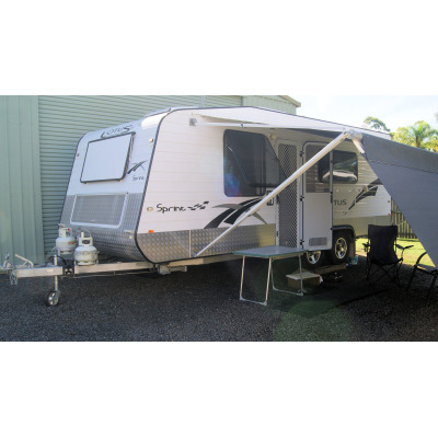 2008 Lotus Sprint   Tare 1835, 20'6"