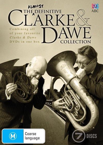 <H3> Clarke and Dawe Boxset The Almost Definitive Collection DVD - On Sale Now With Fast...