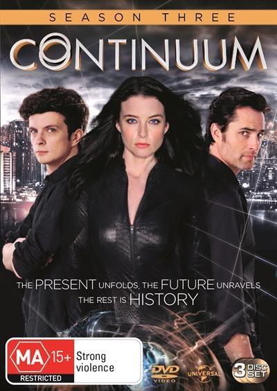 A detective from the year 2077 finds herself trapped in present day Vancouver and searching for ...