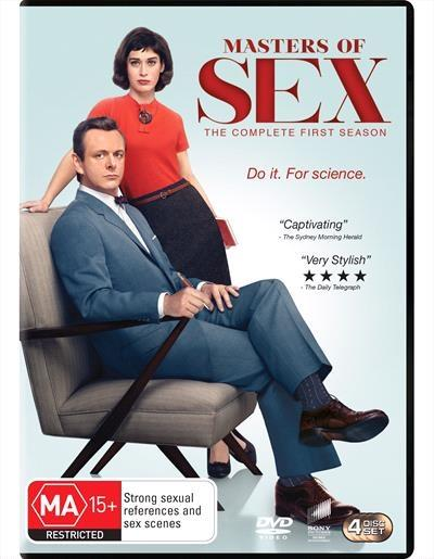 Arousing America's CuriosityMASTERS OF SEX is a one-hour drama starring Emmy and BAFTA Award...