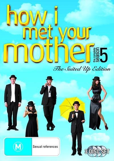 <H3> How I Met Your Mother Season 5 DVD - On Sale Now With Fast...