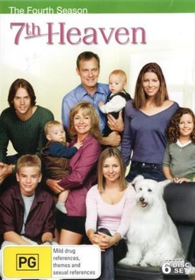 The heart-warming television 'dramedy' 7th Heaven blends sometimes-outlandishly comic...
