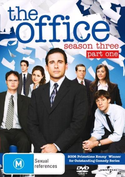 <H3> Office Season 3 Part 1 DVD - On Sale Now With Fast Shipping<H3>An NBC...