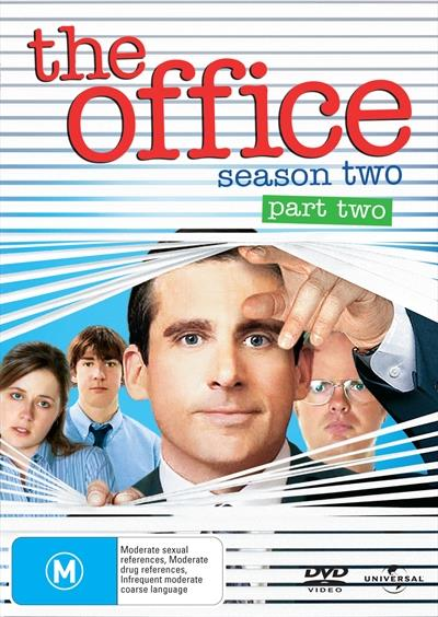<H3> Office Season 2 Part 2 DVD - On Sale Now With Fast Shipping<H3>An NBC...