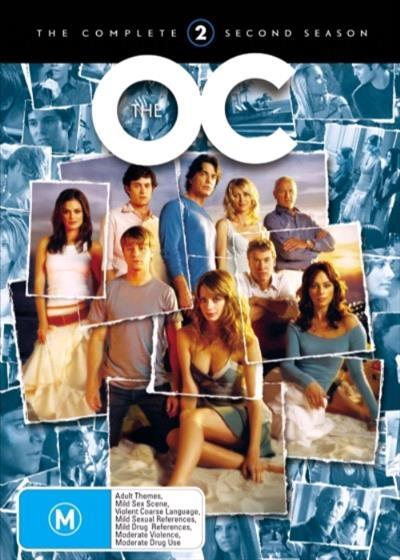 <H3> The OC Season 2 DVD - On Sale Now With Fast Shipping<H3>There's...