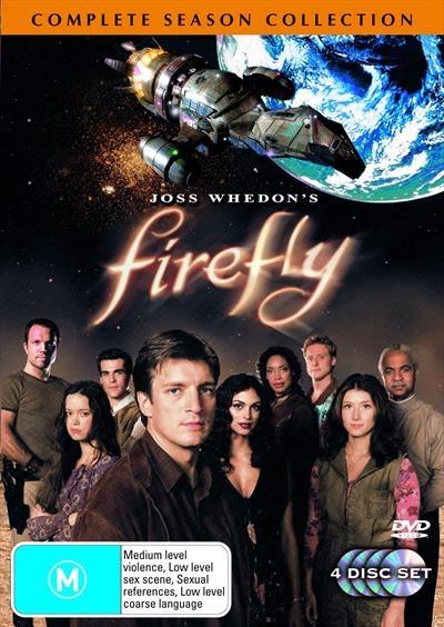 <H3> Firefly Complete Season 1 DVD - On Sale Now With Fast Shipping<H3>A...