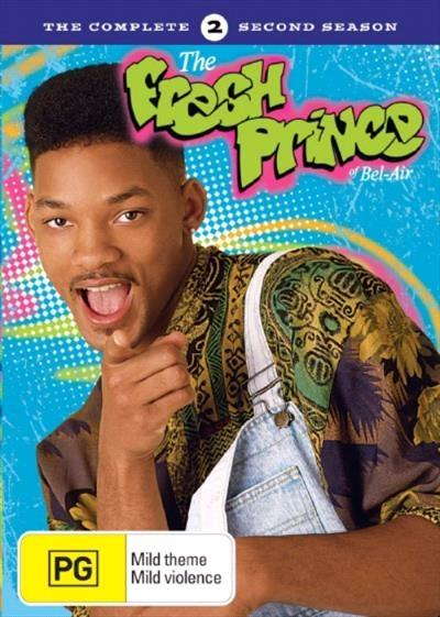 <H3> Fresh Prince Of Bel Air Season 2 DVD - On Sale Now With Fast...