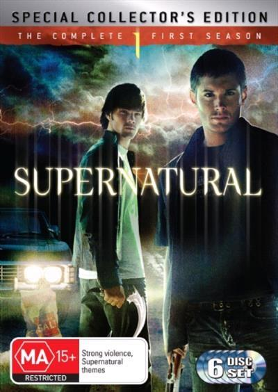 <H3> Supernatural Season 1 DVD - On Sale Now With Fast Shipping<H3>Is there...