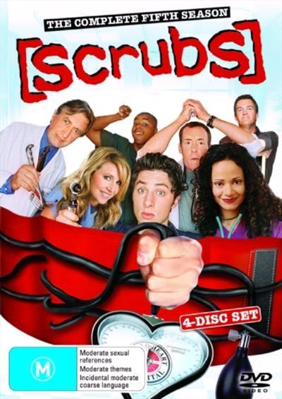 <H3> Scrubs Season 5 DVD - On Sale Now With Fast Shipping<H3>Make an...