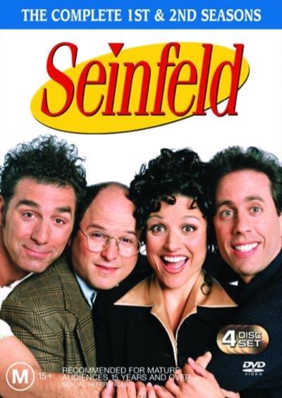 <H3> Seinfeld Season 1 & 2 DVD - On Sale Now With Fast Shipping<H3>One...