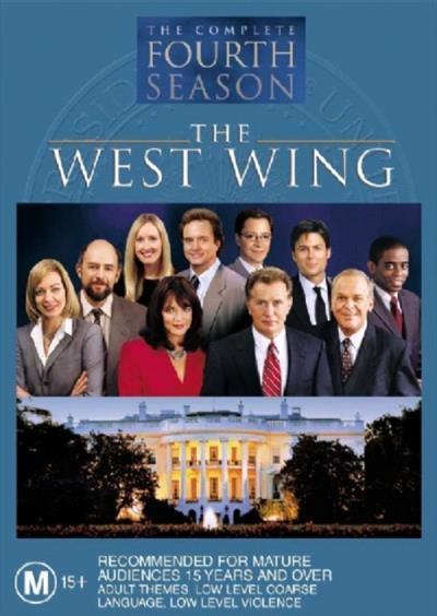 <H3> West Wing Season 4 DVD - On Sale Now With Fast Shipping<H3>The...