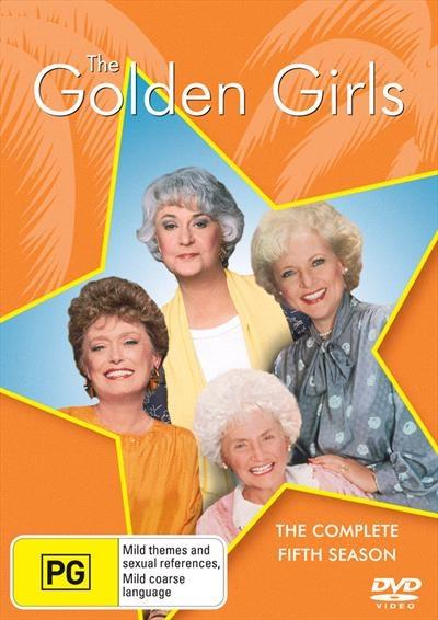 <H3> Golden Girls Season 5 DVD - On Sale Now With Fast Shipping<H3>Enjoy...