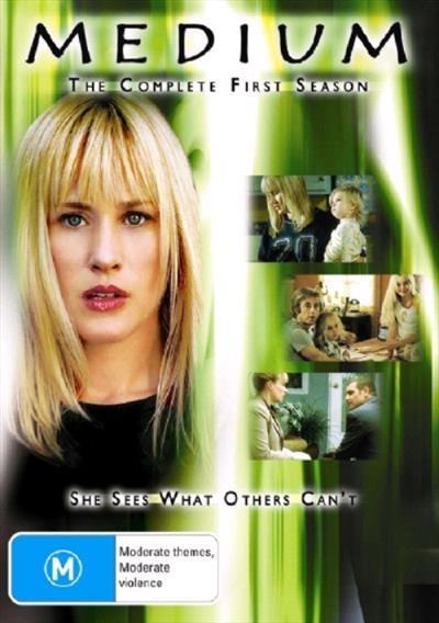 <H3> Medium Season 1 DVD - On Sale Now With Fast Shipping<H3>Allison Dubois...