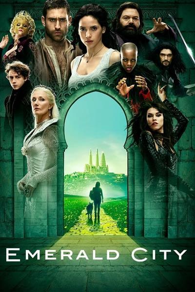Emerald City - Season 1 DVD      A modern reimagining of the stories...