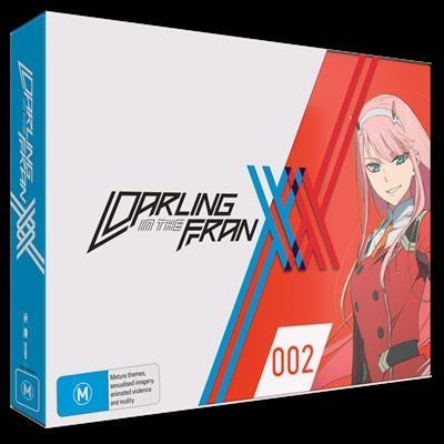 Darling In The Franxx - Part 1 - Eps 1-12 - Limited Edition | Blu-Ray...