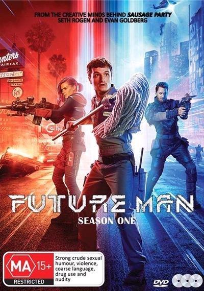 Future Man - Season 1 DVD      Josh Futturman (Josh Hutcherson, The...