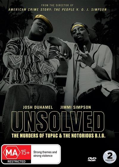 Unsolved - The Murders Of Tupac And The Notorious B.I.G. DVD       Unsolved:...