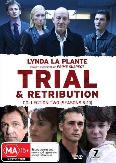 From acclaimed thriller writer Lynda La Plante and featuring a powerhouse cast, this is the Trial &...