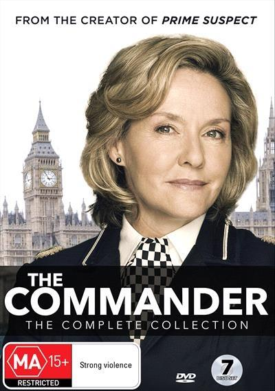 After 20 years with London's Metropolitan Police, Clare Blake (Amanda Burton, Silent Witness and...