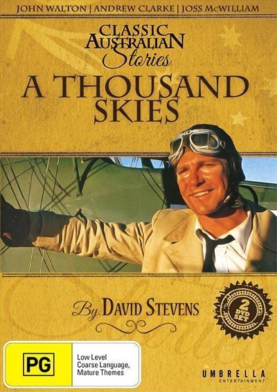 The adventures of Australian Aviator Charles Kingsford SmithOne of Australia's great period dramas...
