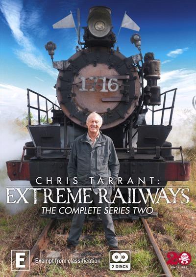 Chris Tarrant returns for more trecherous journeys on the world's most extreme railways.For Chris...