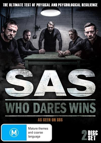 THE INCREDIBLE SERIES THAT REVEALS THE DEMANDING ENTRANCE PROCESS FOR THE SAS.Selection for Britains...