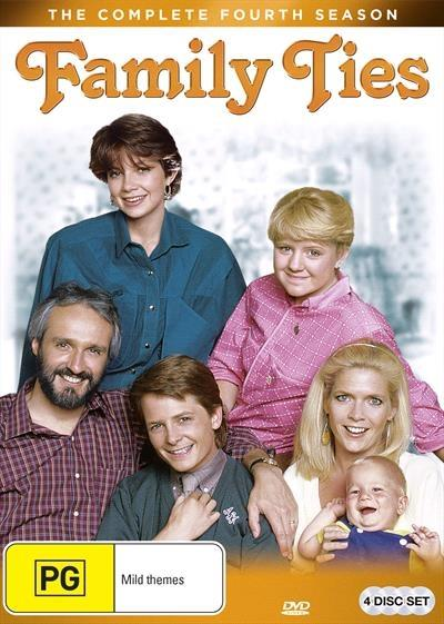 Romance is in the air in Family Ties' fourth season; when Alex (Michael J. Fox) starts his...