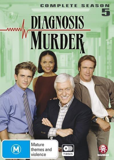 It?s a fifth season of forensic detection as multiple Emmy winner Dick Van Dyke stars in one...