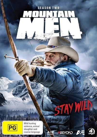 A&E ventures back across Americas most treacherous terrain in Season 2 of MOUNTAIN MEN as the men...