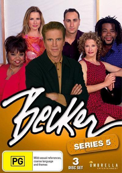 His bedside manner is no manners at all!The doctor is in! BECKER is back in the fifth season starring...