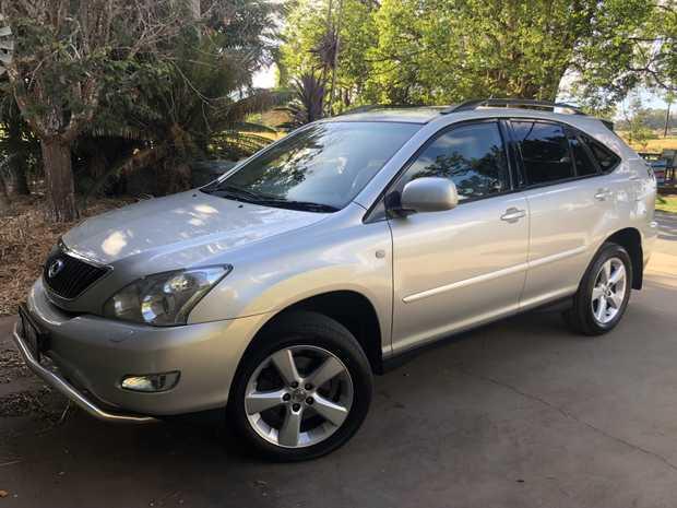 Petrol, silver, 5 door wagon, good condition, roadworthy certificate, registered until...
