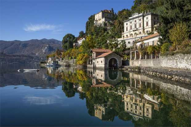 Cycle around four lakes in two countries on a bike tour covering 8 days of pure delight. The Italian...