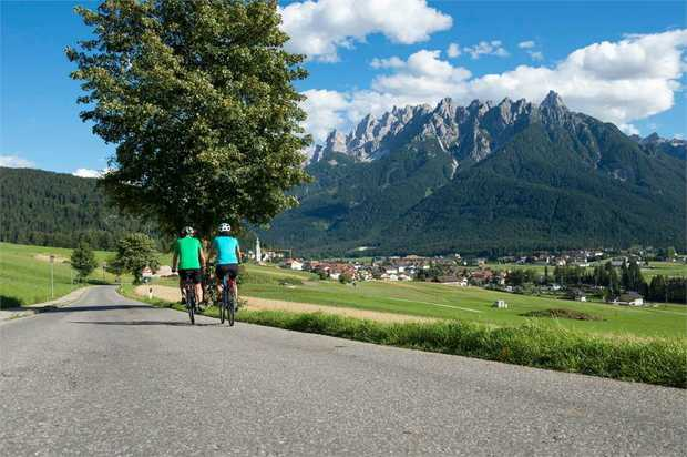 Enjoy the spectacular scenery of the Dolomites by bike over 8 glorious days of cycling. Savour the...
