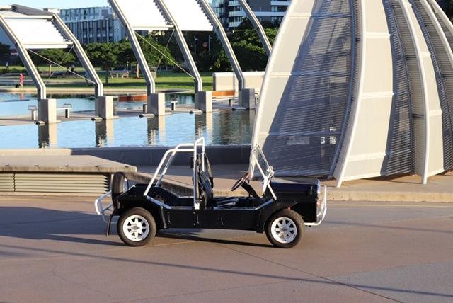 Mini Moke 1000cc 1981   Fully restored Galvanised body   Absolutely...
