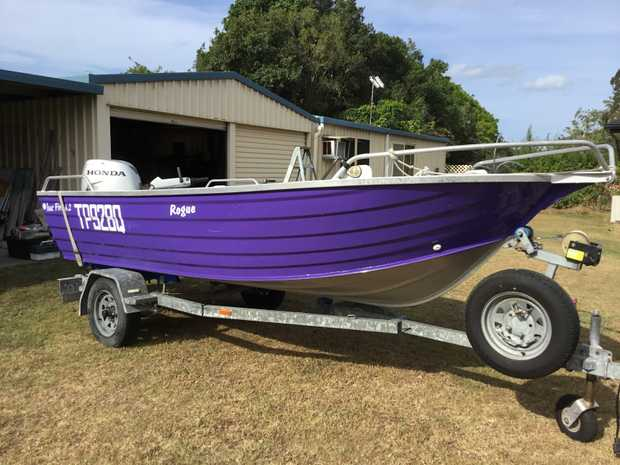 2010 build on Redco trailer, 4 stroke Honda outboard, rego till May 2020. Two sounders Lowrance 7 and...