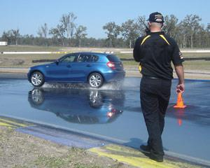 Defensive driver training Melbourne. One day defensive driving course in Victoria suited to P-Platers...