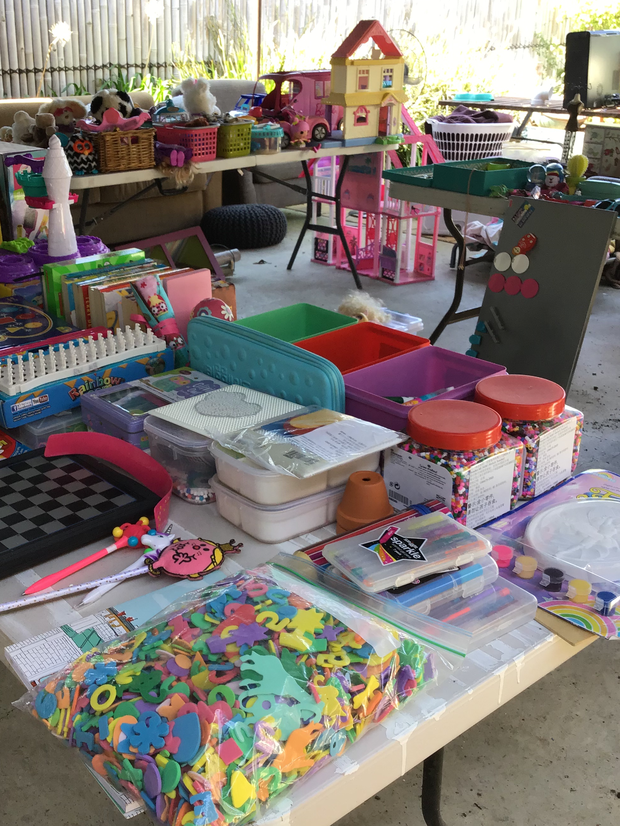 GARAGE SALE - MOVING SALE - DOWN SIZINGWe have a big variety of good quality items at very reasonable...