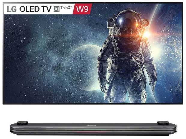 OLED Display Alpha 9 Gen2 Intelligent Processor Dolby Vision & Dolby Atmos AI ThinQ™ with Google...