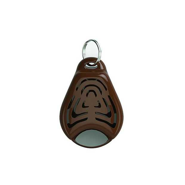 Tickless Pet - Ultrasonic Tick & Flea Repellent for Dogs [Colour: Brown]