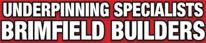 UNDERPINNING SPECIALISTS - BRIMFIELD BUILDERS  Foundations sinking - Cracks in walls Doors and...