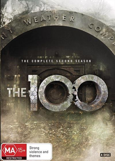 The 100 Season 2 DVD - On Sale Now With Fast Shipping! Survival isn't who you are. It's who...