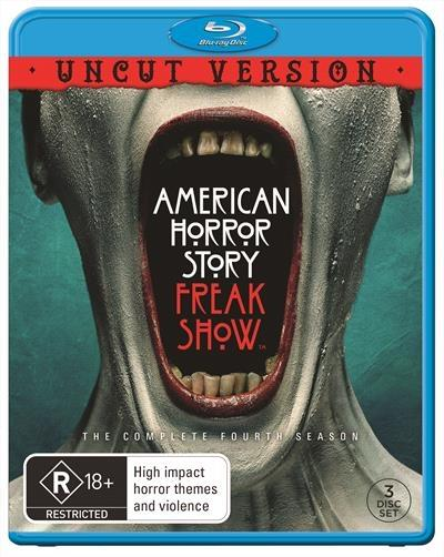 You're going to die in there!AMERICAN HORROR STORY: FREAK SHOW begins its tale in the quiet, sleepy...